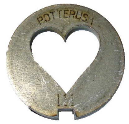 Picture of Silhouette Die 111 Large Heart