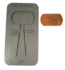 Picture of Pancake Die 610 Medium Dog Tag