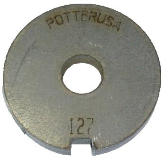 "Picture of Silhouette Die 127 1/2"" Circle"