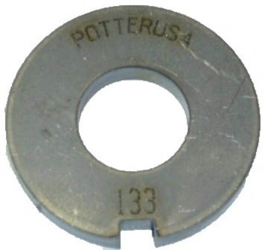 "Picture of Silhouette Die 133 7/8"" Circle"