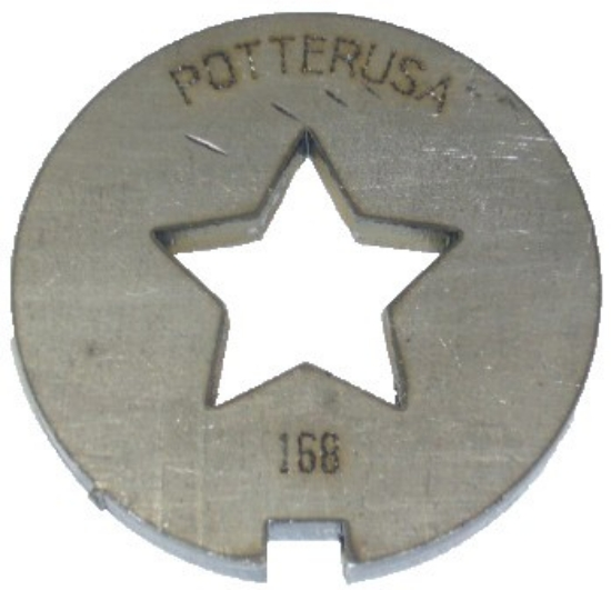 Picture of Silhouette Die 168 Medium Star