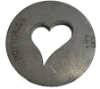 Picture of Silhouette Die 177 Puffy Heart