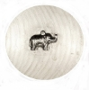 Picture of Impression Die Striped Elephant