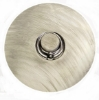 Picture of Impression Die Crescent Earring