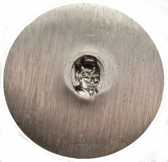 Picture of Shot Plate Devil Head