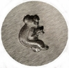 Picture of Impression Die Koala Back