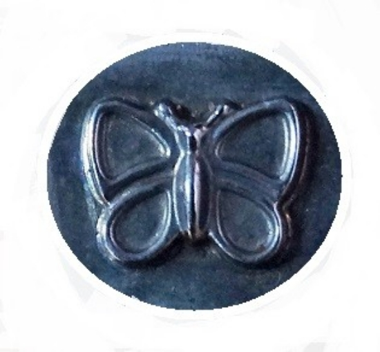 Picture of Impression Die Simple Butterfly