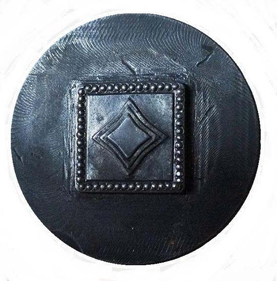 Picture of Impression Die Square Layered Diamond