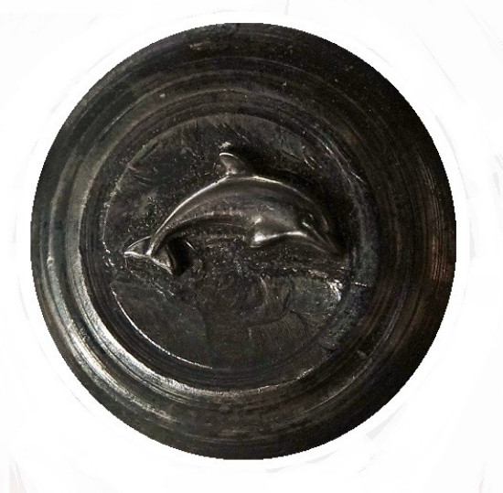 Picture of Impression Die Dolphin Right