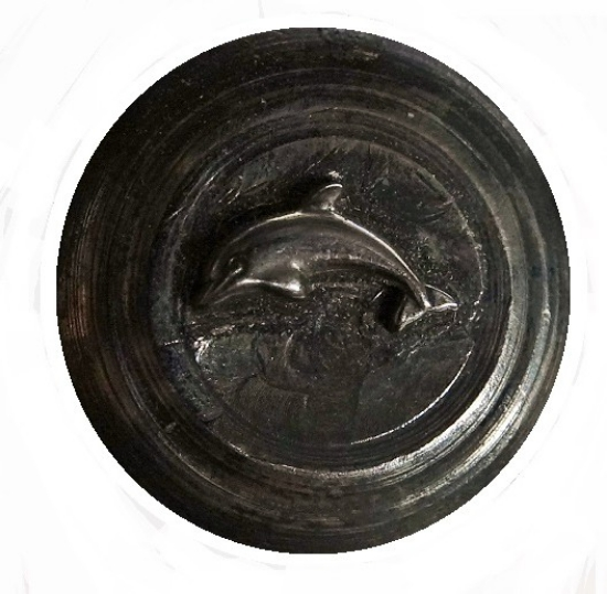 Picture of Impression Die Dolphin Left