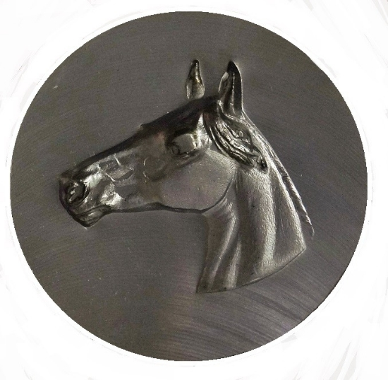 Picture of Impression Die Detailed Horse