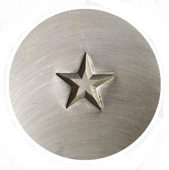 Picture of Impression Die Sharp Star