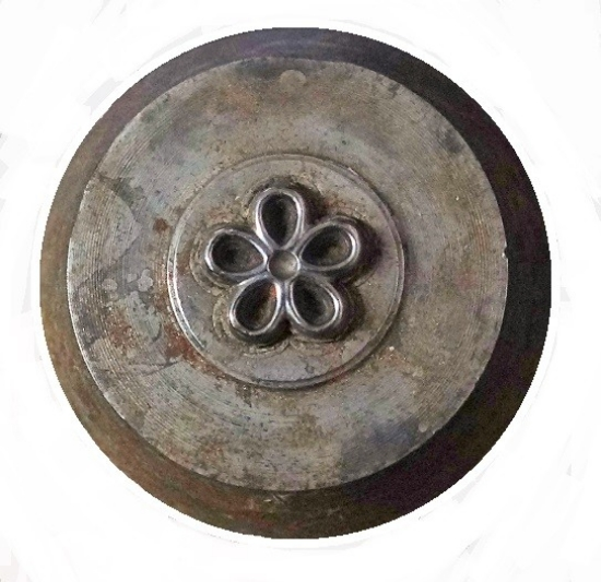 Picture of Shot Plate Tiny Daisy