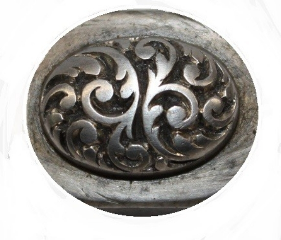 Picture of Impression Die Filigree Oval