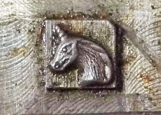 Picture of Shot Plate Unicorn