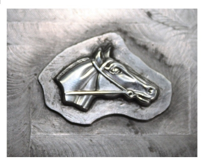 Picture of Impression Die Western Horse