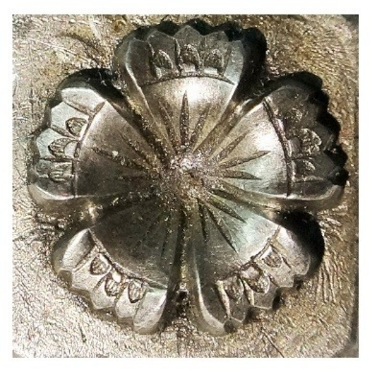 Picture of Impression Die Inverted Flower
