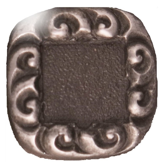 Picture of Impression Die Square Intricate Bezel