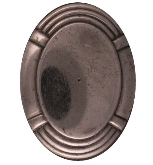 Picture of Impression Die Oval Mirrored Bezel