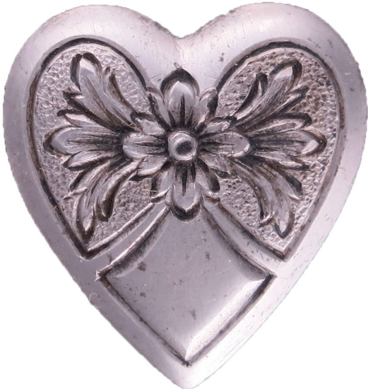 Picture of Impression Die Lilac Heart