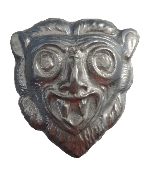 Picture of Impression Die Scary Animal Face