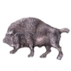 Picture of Impression Die Fighting Bison