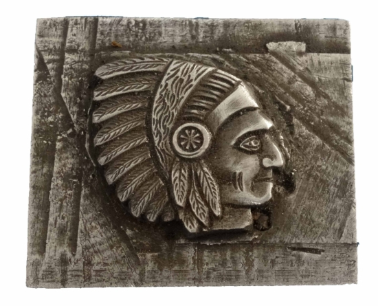 Picture of Impression Die Indian Profile