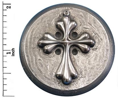 Picture of Impression Die Flourette Cross
