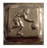 Picture of Impression Die Basketball Dribble