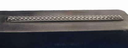 Picture of Impression Die Snake Skin Band