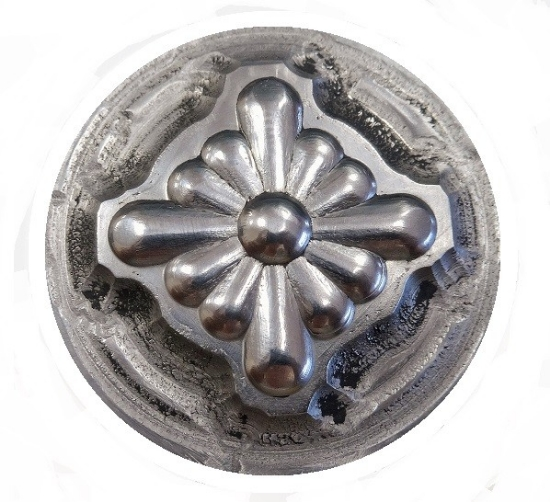 Picture of Impression Die Cross Concho