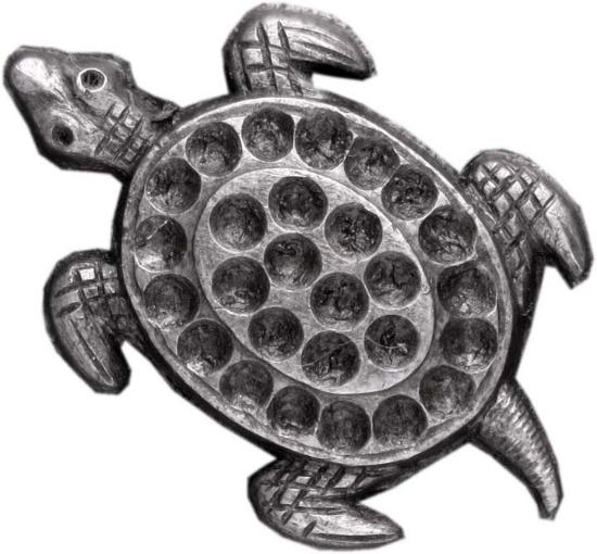 Picture of Impression Die Mini Jeweled Turtle