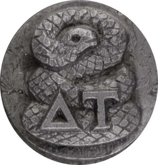 Picture of Shot Plate Delta Tau Serpent