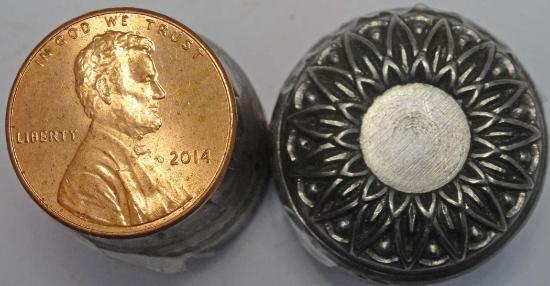 Picture of Impression Die Starburst Button