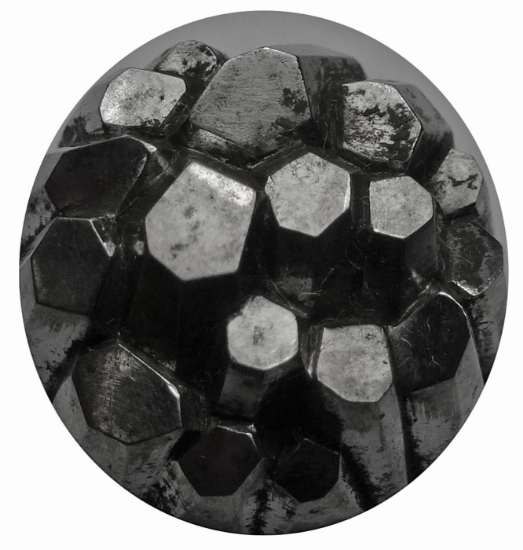 Picture of Impression Die Lava Rock Cabochon