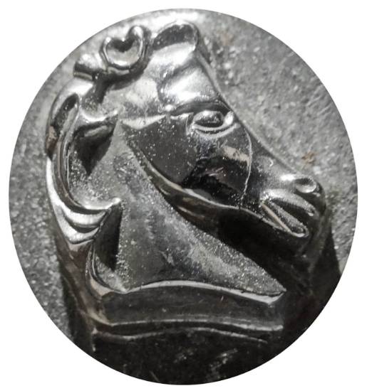 Picture of Impression Die Horse Face