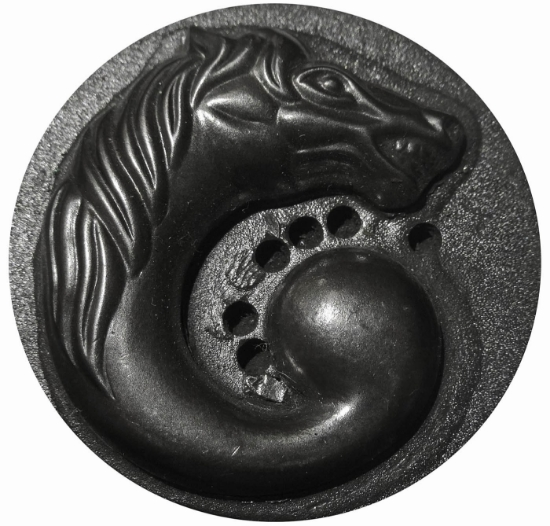 Picture of Impression Die Horse Spiral