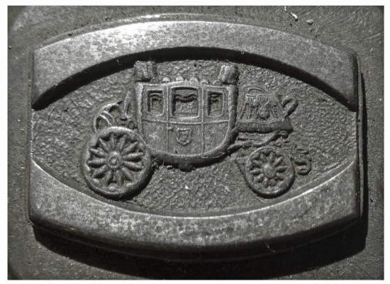 Picture of Impression Die Stagecoach