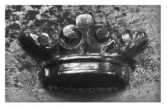 Picture of Shot Plate Crown