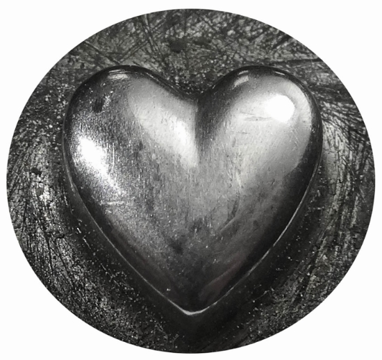 Picture of Shot Plate Heart