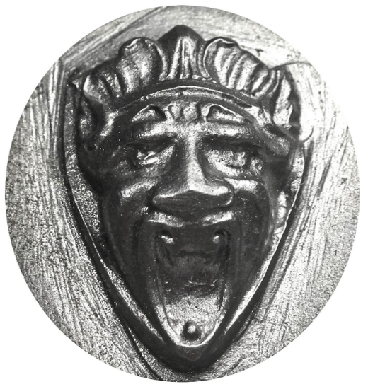 Picture of Impression Die Screaming Gargoyle