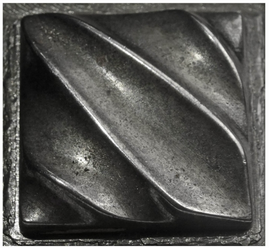 Picture of Impression Die Square Waves in the Sand