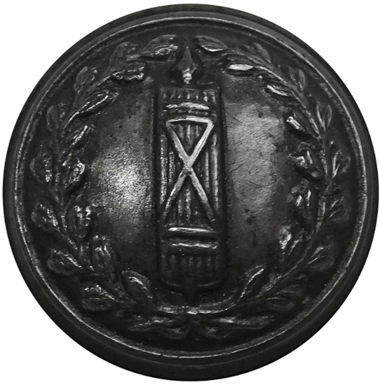 Picture of Impression Die French Emblem Button