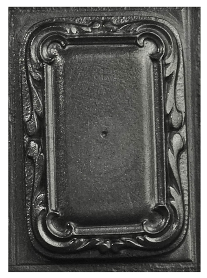Picture of Impression Die Victorian Pool Table Bezel