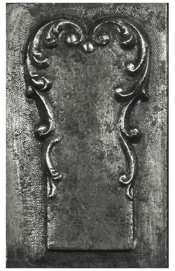 Picture of Impression Die Door to the Heart