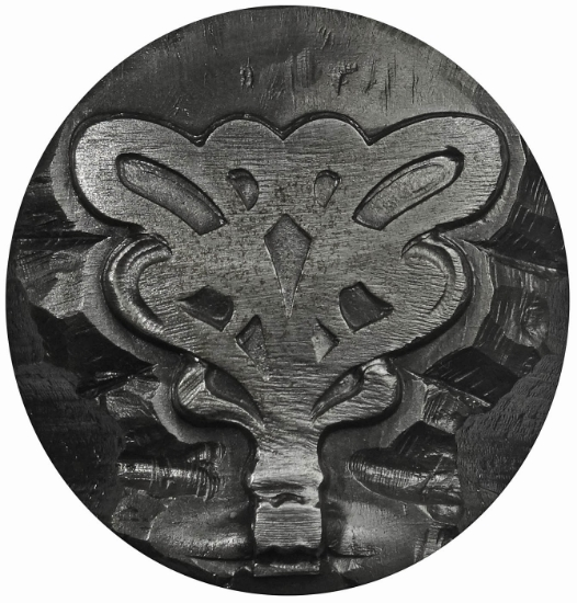 Picture of Impression Die Elephant's Crown
