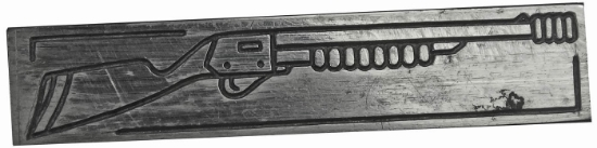 Picture of Impression Die Shallow Shotgun