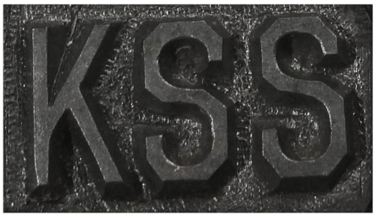 Picture of Impression Die Small KSS