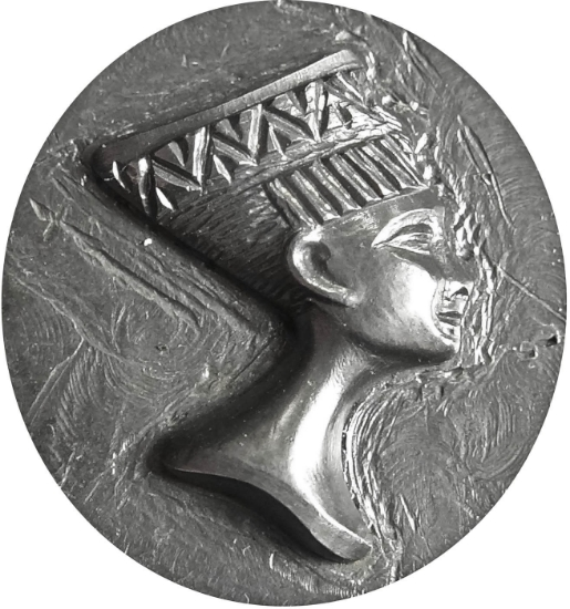 Picture of Impression Die Large Queen Nefertiti