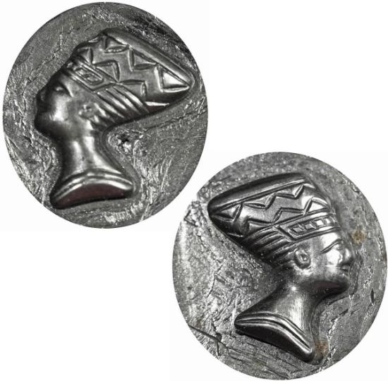 Picture of Impression Die Medium Queen Nefertiti Set